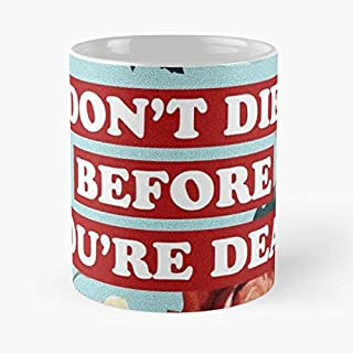 Tumblr Quote Grunge Indie Aesthetic -funny Gifts For Men And Women Gift Coffee Mug Tea Cup White-11 Oz.