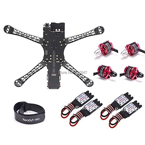 DNKKQ para FPV Cuadrocóptero X500 500 500-V2 Marco Alien 500mm 2212 92 0KV para Motor 30a Simonk para SIN ESCOBILLAS para ESC para Multicopter Blacksheep Reemplace dañado