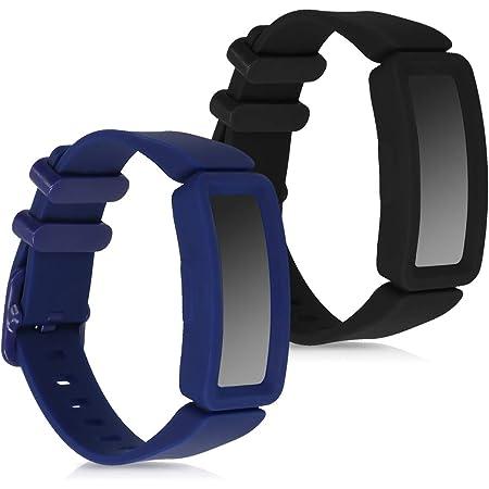 Ace2 Classici Accessori di Regolabili Ricambio Morbido Silicone Sportivo Cinturini Compatibile per Fitbit Inspire HR Onedream Compatibile con Fitbit Ace 2 Cinturino Bambino