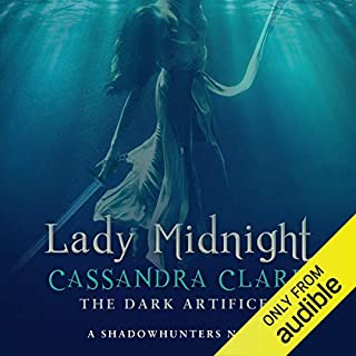 Lady Midnight: A Shadowhunter Novel cover art