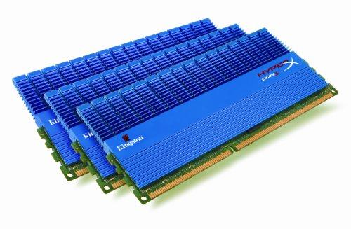 Kingston KHX1800C9D3T1K3/3GX Arbeitsspeicher 3GB (1800 MHz, 240-polig, 3X 1GB) DDR3-RAM Kit3