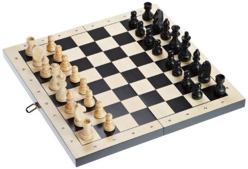 Philos-Spiele - Juego Completo de ajedrez, 2 Jugadores [Importado]