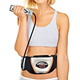Electric Vibrating Massager Waist Trimmer Slimming Heating Belt with, Weight Loss Burning Fat on Belly Abdomen Leg Tight Arm Shoulder Back Neck Full Body, Pain Relief in Office Home & Car