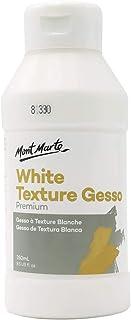Mont Marte Gesso Primer - White Texture Gesso 250ml