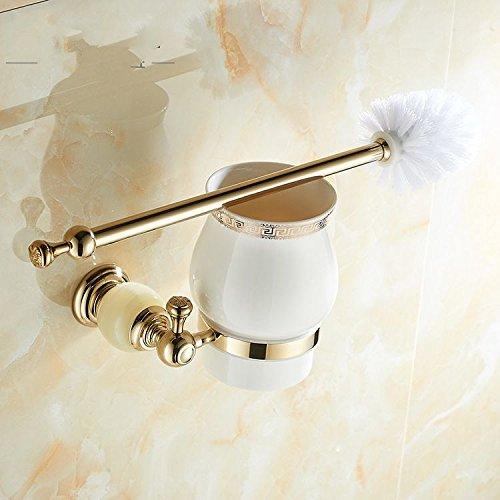 XBR du matériel de style européen pendentif, cristal brosse rack, jade hardware pendaison toilettes