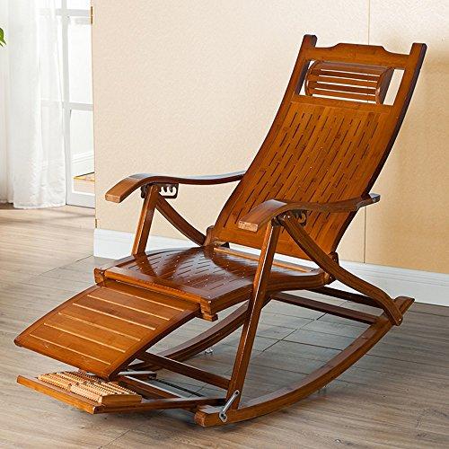 Chaise Lounges, silla mecedora Patio silla de tumbona Old Man sillas plegables...