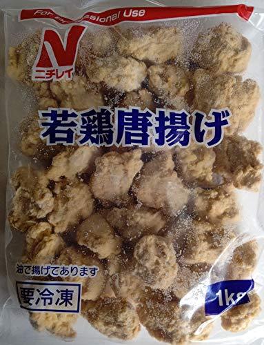 ニチレイ 若鶏唐揚げ 1kg 唐揚げ 冷凍 業務用