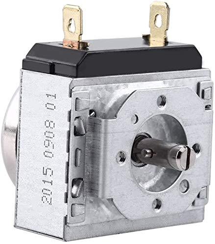 Ejoyous Zeitschaltuhr - DKJ / 1-60 (SL-60C) Backofen Zeitschaltuhr Küchenschaltuhr Ersatz für elektronischen Mikrowellenherd, 1 bis 60 Minuten