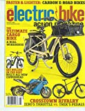 ELECTRIC BIKE MAGAZINE - AUGUST 2020 - THE ULTIMATE CAGRO BIKE