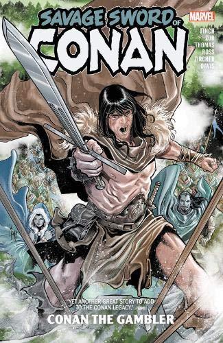Savage Sword of Conan: Conan the Gambler: 2