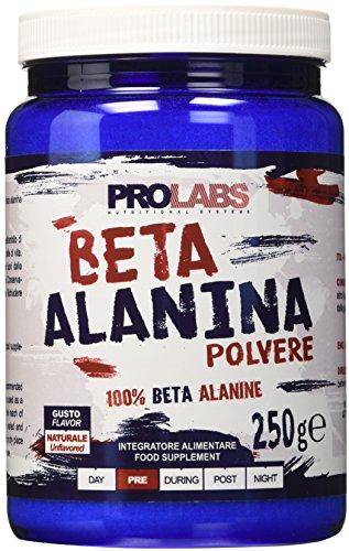 Prolabs Beta Alanina - Barattolo da 250 gr