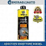 Bardhal 2001155 Nettoyant Injecteurs Diesel, 500 ML