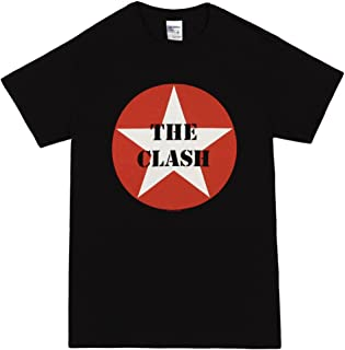 Rockabilia Clash Star Logo T-shirt