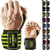 C.P. Sports Handgelenkbandagen DAS ORIGINAL/Bänder/Bandagen Bodybuilding, Handgelenkbandage,...