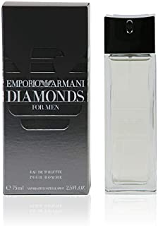 Armani-Emporio Diamonds Men Eau de Toilette Vaporizador 50 ml