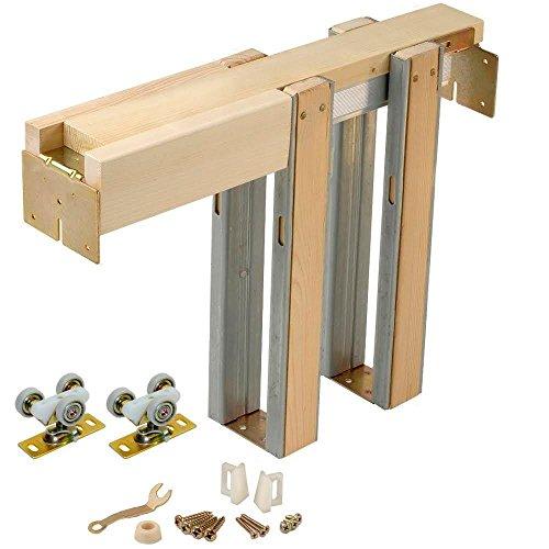 Johnson Hardware 1500 Series Pocket Door Frame for Doors up to 36 in. x 80 in.