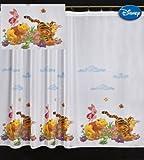 Winnie the Pooh NEW VOILE KIDS NET CURTAIN 75 CM X 280 CM