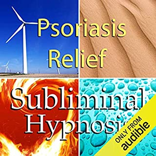 Psoriasis Relief Subliminal Affirmations audiobook cover art