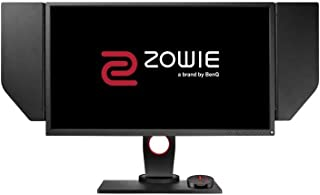 "BenQ 24.5"" 240Hz Esports Gaming Monitor, DyAc, 1080p, 1ms Response Time, Black Equalizer, S-Switch, Shield, Grey, 25/inch,..."