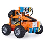ELEGOO Building Block Car Kit, Intelligent and Educational Building Block Toy Car Robot Kit (3 in 1) for Fun and STEM Learning