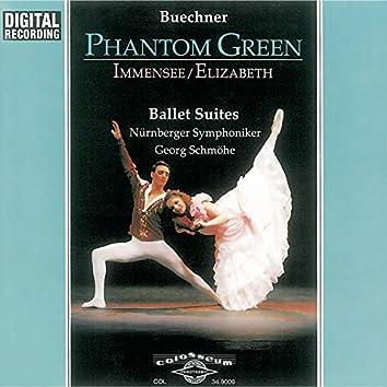 Phantom Green - Immensee, Elizabeth (Ballet Suites)