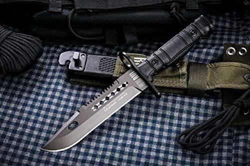 FARDEER Knife US-Militärregierung eingerichtete Typ M9 Bajonett Kampfmesser 3A7O Militärausrüstung