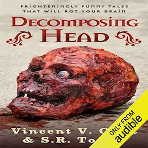 Decomposing Head audiobook cover art