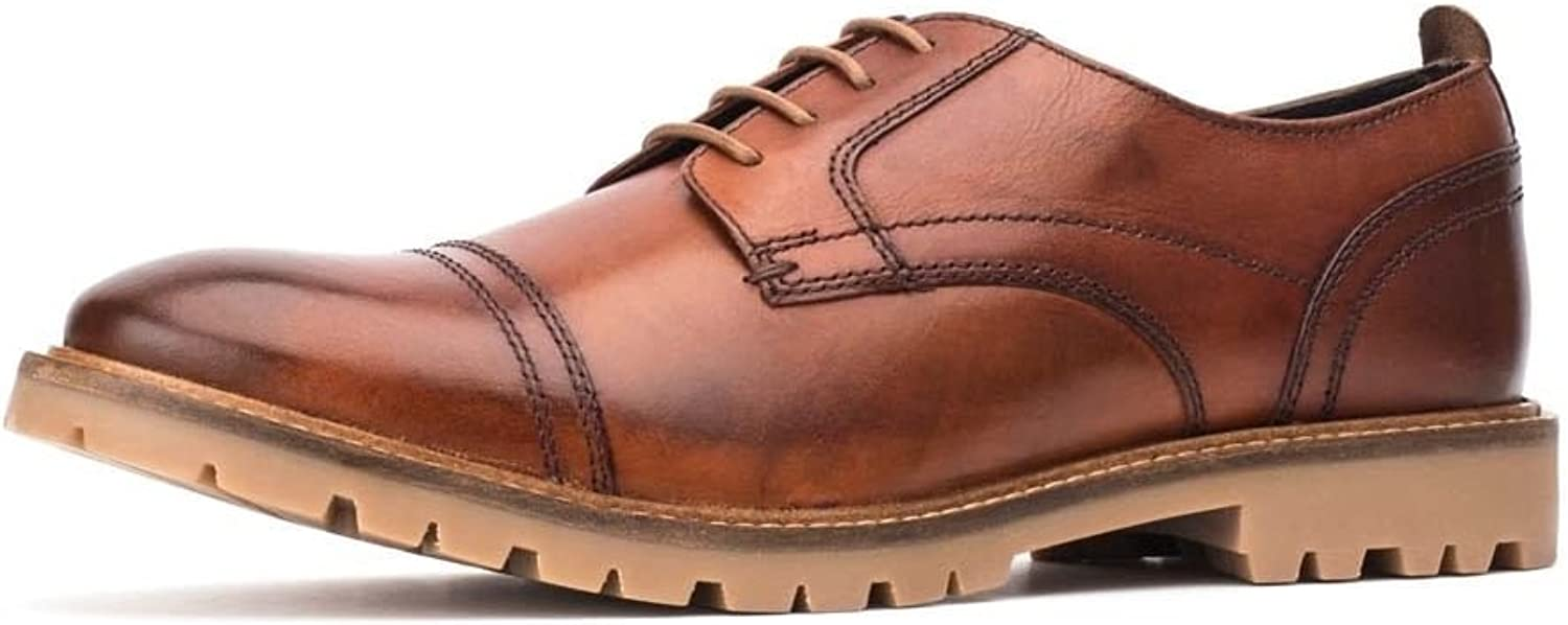 Base London Mens Pike Leather shoes