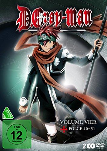 D. Gray-Man - Volume 4 [2 DVDs]