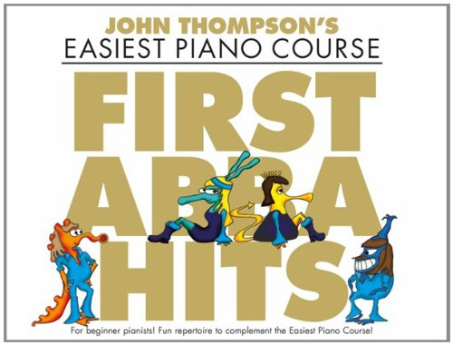 First ABBA Hits -Easiest Piano-: Songbook für Klavier (John Thompsons Easiest Piano C)