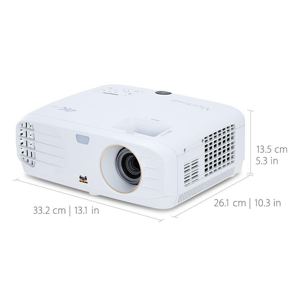 ViewSonic PX747-4K Proyector Cine en casa 4K UHD (3500 lúmenes ...