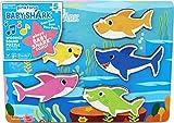 Pinkfong Baby Shark Puzzle a Incastro in Legno, Riproduce La Canzoncina Baby Shark Doo Doo Doo, Fenomeno Planetario Su Youtube.