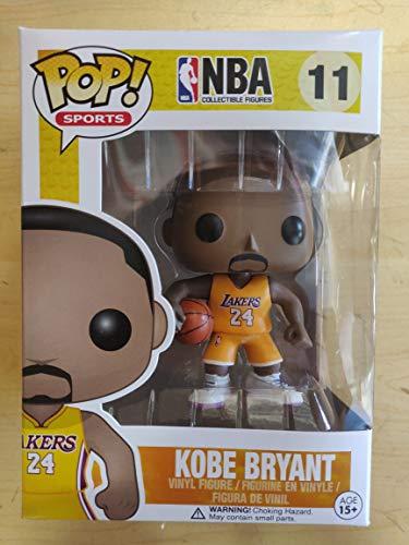 Funko Pop! Nba Collectable Authentic - #11 Kobe Bryant Yellow Home Uniform