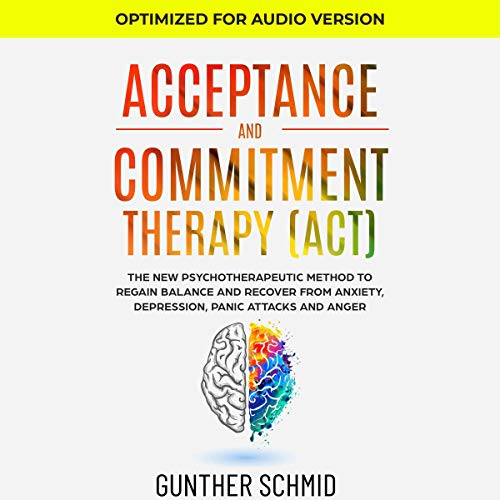 Acceptance and Commitment Therapy (ACT) cover art