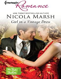 Girl in a Vintage Dress (The Fun Factor)