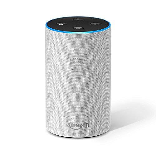 Echo (エコー) 第2世代 - スマートスピーカー with Alexa、チャコール
