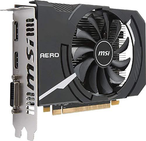 msi VGA AMD RX 550Aero ITX OC 4GB DDR5