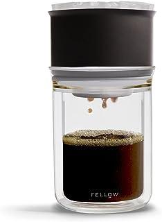 Fellow Stagg [X] 注ぎ口付きコーヒーメーカーセット - キットには、Stagg [X] 注ぎ口付きドリッパー スタッグダブルウォールガラスカラフェ ペーパーフィルター20枚