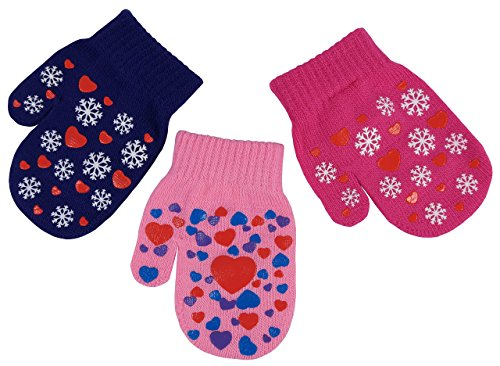 N'Ice Caps Little Kids Baby Mittens