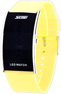 Unique LED Watch Fashion Sport Digital Watch for Boys Girls Men Women Wristwatch