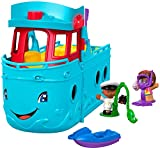 Fisher-Price Little People Travel Together Friend Ship, Multicolor