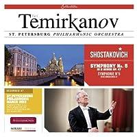 Shostakovich: Symphony No.5 by St.Petersburg Philharmonic Orchestra