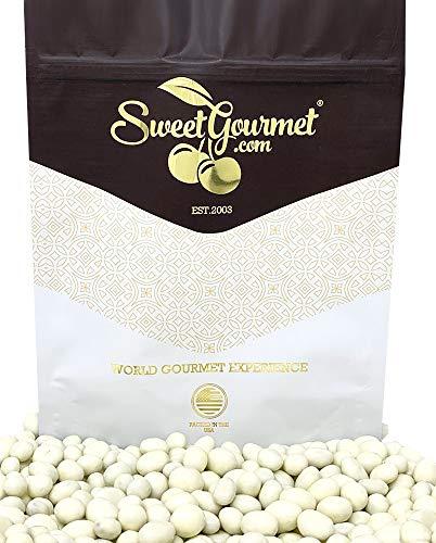 SweetGourmet Yogurt Coated Raisins | 1 Pound