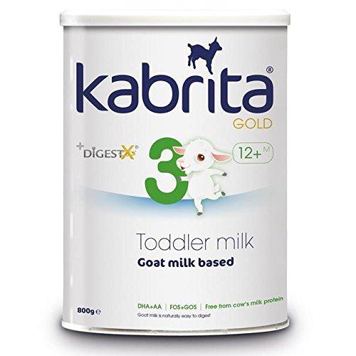 La leche de cabra Kabrita 3 - Niño 800g Leche