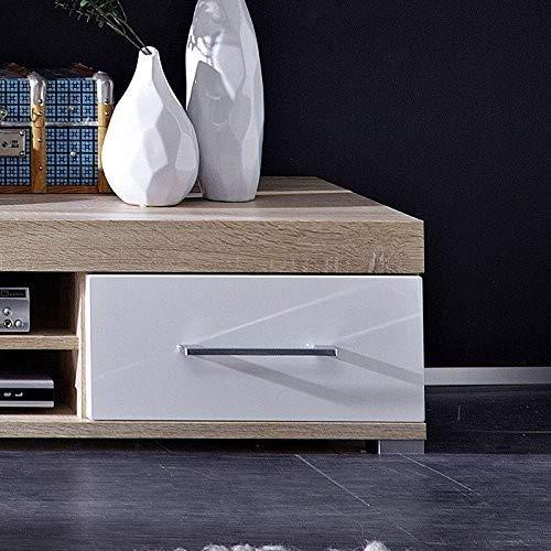 Peter DSHW561031 TV-Element Schrank Unterteil Kommode fernseherstand fernseherständer, Holz, braun, 48.0 x 200.0 x 31.0 cm - 2