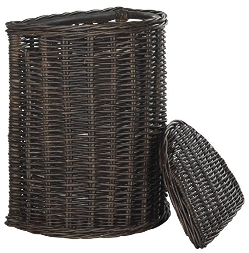 Safavieh SEA7033A Happymess Manzu Brown Hamper