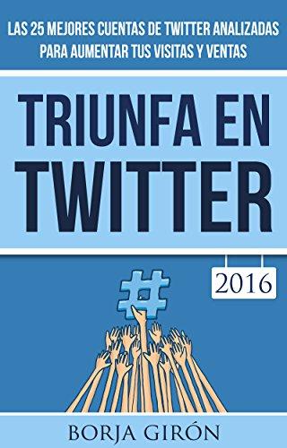 Libro sobre SEO Twitter