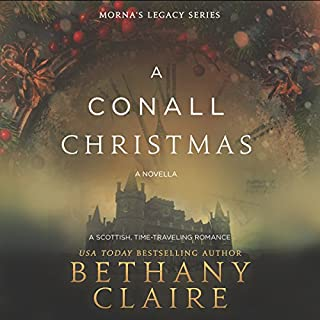 A Conall Christmas: A Novella     Morna's Legacy, Book 2.5              By:                                                                                                                                 Bethany Claire                               Narrated by:                                                                                                                                 Lily Collingwood                      Length: 2 hrs and 54 mins     181 ratings     Overall 4.4