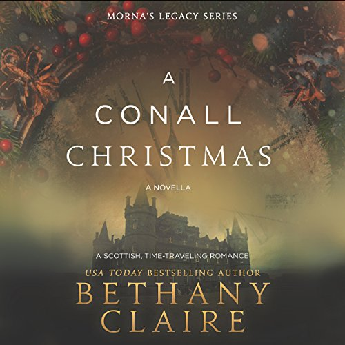 A Conall Christmas: A Novella audiobook cover art