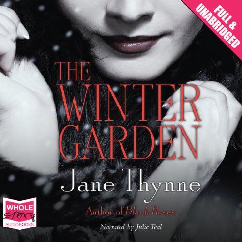The Winter Garden audiobook cover art